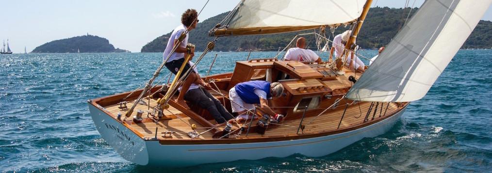 classic sailing corsi vela
